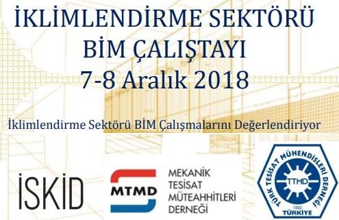 BİM Çalıştayı 2018