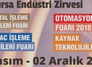 Bursa Endüstri Zirvesi 2018