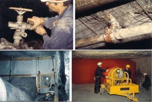 Yeraltı Kömür Madeni