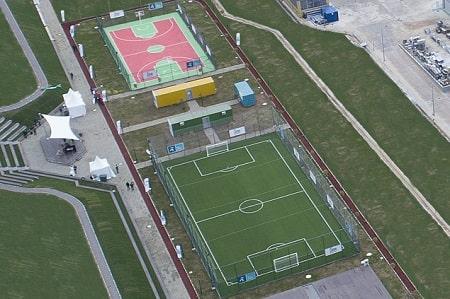 1856 Siemens Türkiye Spor Parkı