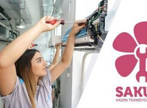 Sakura Kadın Teknisyenler Projesi