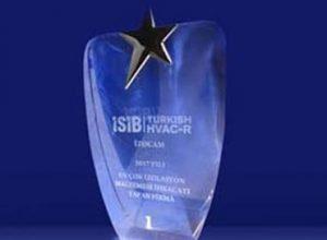 İzocam İhracat'ın Yıldızları Ödülü