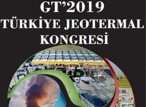 GT 2019 Türkiye Jeotermal Kongresi