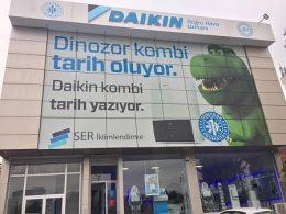 Daikin Türkiye Dinozor Kombi