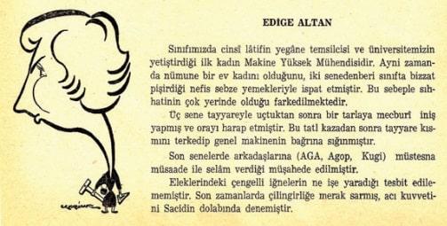 Altan Edige Özgeçmiş