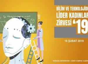 Bilim ve Teknolojide Lider Kadınlar Zirvesi