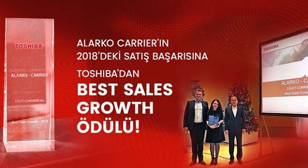 Alarko Carrier EMEA