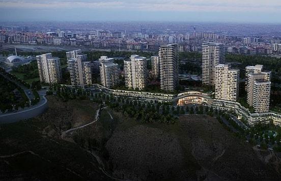 Ankara Başkent Emlak Konutları