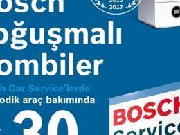 Bosch Car Service Kampanyası