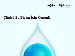 GF Hakan Plastik 22 Mart Dünya Su Günü