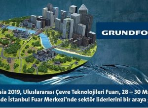 Grundfos IFAT Eurasia 2019