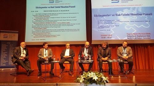 MTMD Sözleşmeler ve Hak Yönetimi Paneli