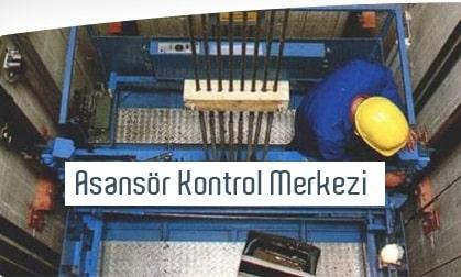 Asansör Kontrol Merkezi
