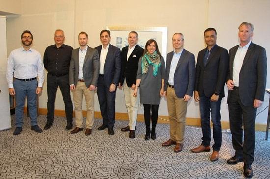 Siemens Tedarik Zinciri yöneticileri