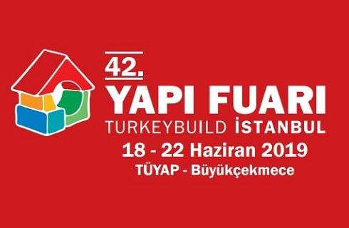 Yapı Fuarı – Turkeybuild İstanbul 2019