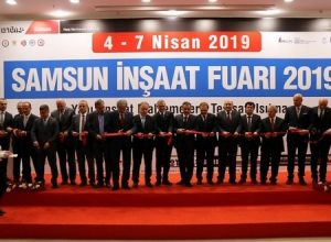 Samsun İnşaat Fuarı 2019