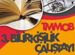 TMMOB 3. Bilirkişilik Çalıştayı