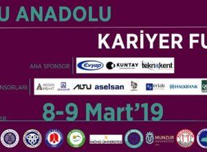 Doğu Anadolu Kariyer Fuarı 2019