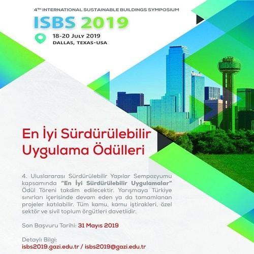 ISBS 2019