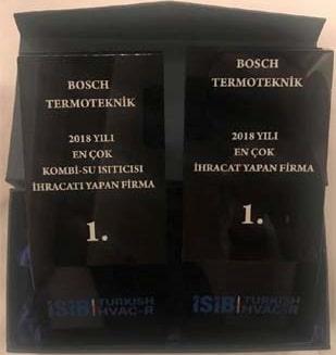 İSİB İhracat Ödülü