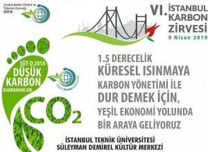 VI. İstanbul Karbon Zirvesi