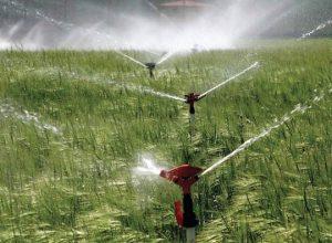 Yağmurlama Sulama Yöntemi