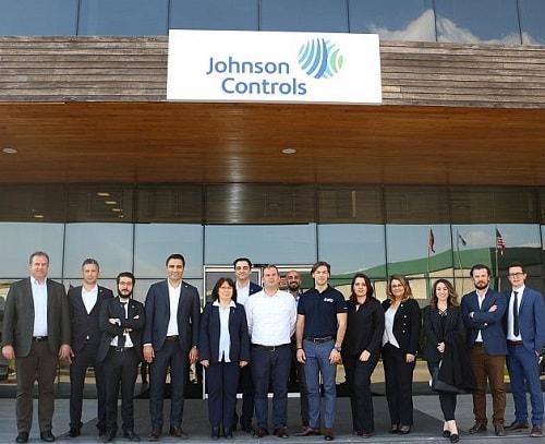 Johnson Controls Üretim