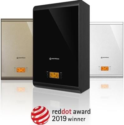 Warmhaus Red Dot Design Awards