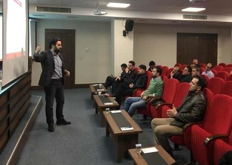 Danfoss TMMOB Gaziantep Semineri