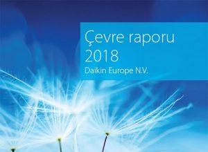 Daikin Çevre Raporu 2018