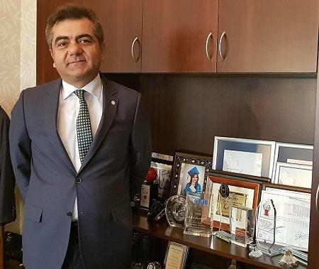İklimlendirme sektörü ihracatı Mehmet Şanal