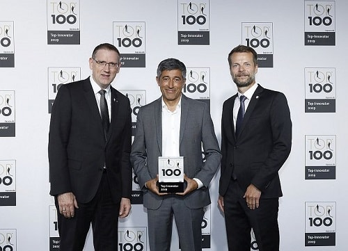 Wilo En Yenilikçi Şirket Ödülü