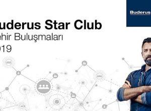 Buderus Star Club Şehir Buluşmaları 2019