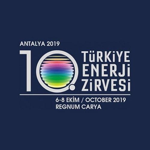 10.Türkiye Enerji Zirvesi