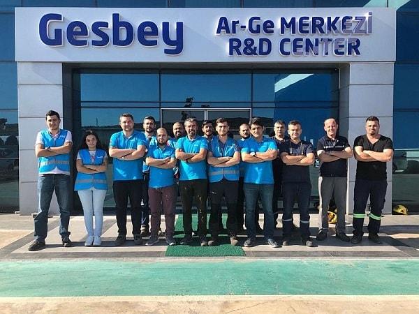 Gesbey Arge Merkezi
