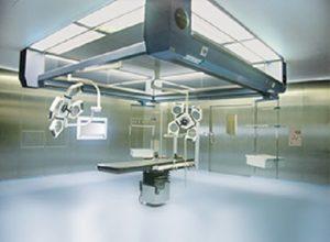ameliyathanelerin iklimlendirme sistemi
