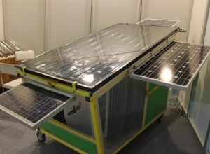 güneş enerjili kurutma