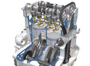 motorlu araçlarda türbin kısmı