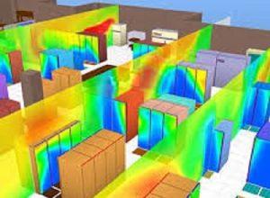 ofis içi ısıl konforun hesaplamalı akışkanlar ile incelenmesi