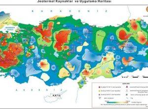 Batı Anadoluda jeotermal uygulamaları