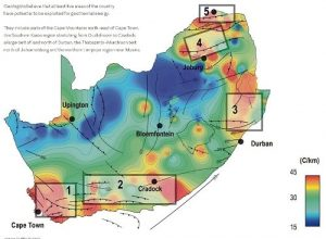 Doğu Afrika'da jeotermal