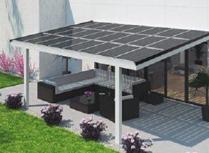 havalı güneş kolektörleriyle hacim ısıtma