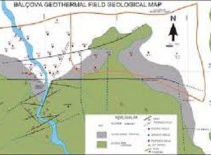 jeotermal kaynaklı bölgesel ısıtma işletmesi