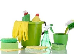 temizlik malzemelerinin iç ortama etkisi