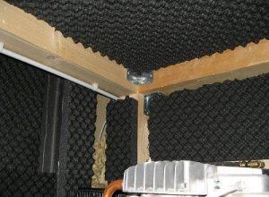 tesisatlarda ses yalıtımı