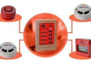 yangın algılama kontrol sistemleri
