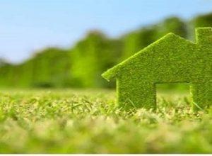 yeşil yapılı çevre