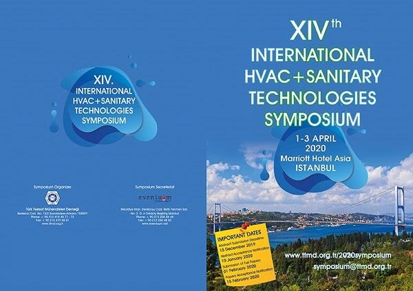 14'üncü Uluslararası Yapıda Tesisat Teknolojisi Sempozyumu