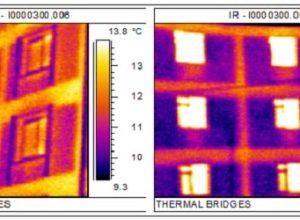 bina yalıtımında ısı köprüsü etkisi