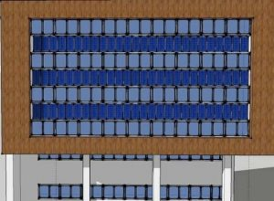 binaya entegre bir fotovoltaik sistem